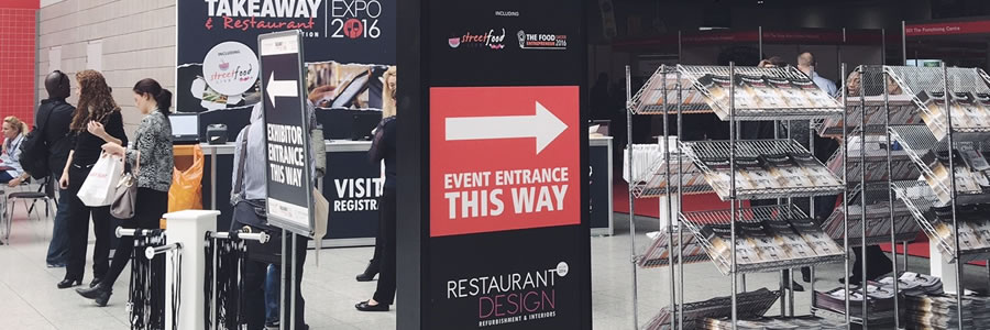 Takeaway Expo 2016 Header Image