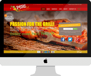 ZFood Websites